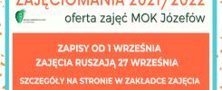 Tekst na biało-pomarańczowym tle